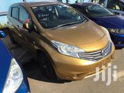 New Nissan Note 2013 Gold | Cars for sale in Nairobi, Kilimani