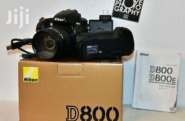 Archive: Nikon D800 36.3mp Dslr, Pristine