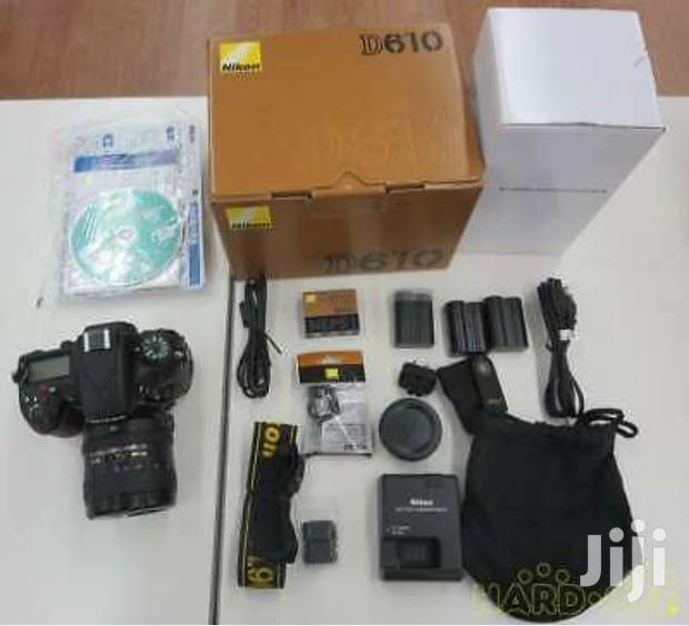 Archive: Nikon 2100300 D610 Vr Lens Kit Dslr