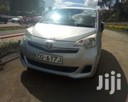 New Toyota Ractis 2012 Silver   Cars for sale in Nairobi, Harambee