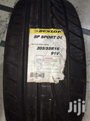 205/55/16 Dunlop Tyre's Is Made In Japan | Vehicle Parts & Accessories for sale in Nairobi, Nairobi Central