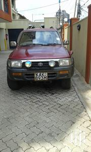 Toyota Surf 2004 Red | Cars for sale in Nairobi, Nairobi West