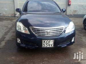 Toyota Crown 2008 Blue