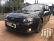 Subaru Impreza 2010 Black | Cars for sale in Nairobi, Kilimani