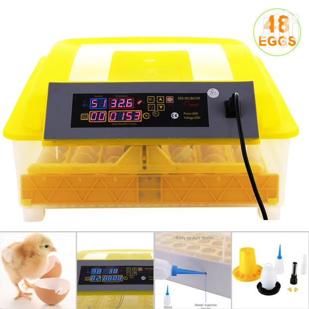 48 Brand New Automatic Egg Incubator