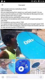 Dstv Sales And Installation And Tv Wall Mountings Thika Road Services   TV & DVD Equipment for sale in Nairobi, Kahawa