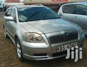 Toyota Avensis 2005 2.0 D-4D Silver | Cars for sale in Nakuru, Lanet/Umoja