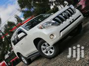 Toyota Land Cruiser Prado 2013 White | Cars for sale in Nairobi, Nairobi Central