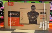 55 Inch TCL Curved Smart 4K Uhd Tv | TV & DVD Equipment for sale in Nairobi, Nairobi Central
