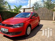 Volkswagen Polo 2012 1.2 TSI Red | Cars for sale in Kiambu, Membley Estate