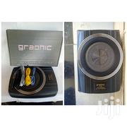 Graphic 250W Amplified Under Seat Subwoofer   Vehicle Parts & Accessories for sale in Nairobi, Nairobi Central