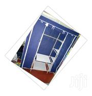 A Portable Wooden Frame Wardrobe. | Furniture for sale in Nairobi, Kangemi