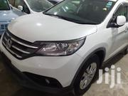 New Honda CR-V 2013 White | Cars for sale in Mombasa, Shimanzi/Ganjoni