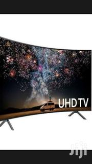 "Biggest Offer Today: 65"" Curved Samsung Smart TV 2020 