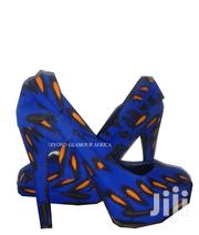 African Themed Customized Heels | Shoes for sale in Nairobi, Nairobi Central