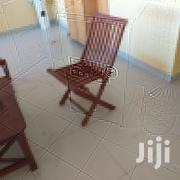 Wood Chairs And Wooden Table | Furniture for sale in Mombasa, Bamburi