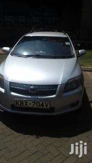 Toyota Fielder 2007 Silver | Cars for sale in Kajiado, Ngong