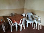Plastic Tables And Chairs For Your Cafe, Pub Or Hotel | Furniture for sale in Vihiga, Luanda Township