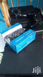 PS4 Console Slim With Two Pads And FIFA19   Video Game Consoles for sale in Mombasa, Shanzu