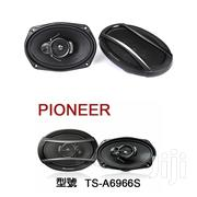 Pioneer TS-A6966R Oval 3-way Speaker 420watts) | Vehicle Parts & Accessories for sale in Nairobi, Nairobi Central