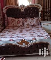 Bed Size 5/6, Dressing Table Plus A Side Stool | Furniture for sale in Kisumu, Railways