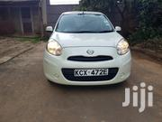 New Nissan March 2012 White | Cars for sale in Nairobi, Karen