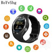 Smart Watch Round Touch Screen | Smart Watches & Trackers for sale in Nairobi, Nairobi Central