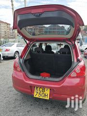 Nissan Tiida 2007 Red | Cars for sale in Nairobi, Nairobi Central