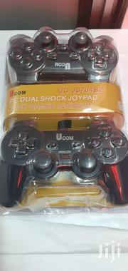 Ucom Usb Dualshock Pc | Video Game Consoles for sale in Nairobi, Nairobi West