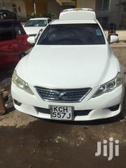 Toyota Mark X 2010 White | Cars for sale in Nairobi, Westlands