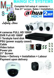 4 CCTV CAMERAS Complete Sales Plus | Security & Surveillance for sale in Nairobi, Nairobi Central