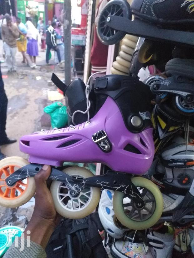 3by 110mm Inline Skates