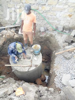 Biodigester Septic And Grease Trap Installation