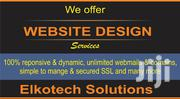 Website Design And Development In Eldoret | Computer & IT Services for sale in Uasin Gishu, Huruma (Turbo)