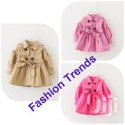 Girls Trench Coats | Children's Clothing for sale in Nairobi, Westlands