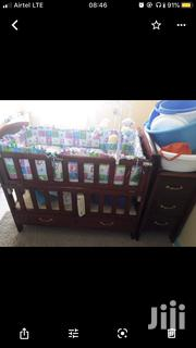 Complete Baby Bed With Side Drawer | Children's Furniture for sale in Nairobi, Roysambu