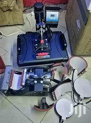 Heat-press Machine - 8 In 1 | Printing Equipment for sale in Nairobi, Nairobi Central