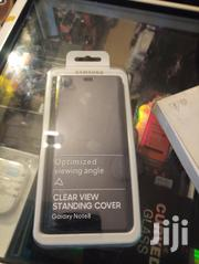 Samsung Note 8 Flip Cover Clear And Black | Accessories for Mobile Phones & Tablets for sale in Nairobi, Nairobi Central