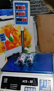 30kgs Weighing Scales | Store Equipment for sale in Nairobi, Nairobi Central
