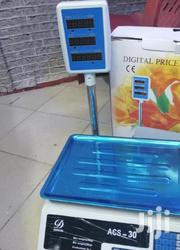 Digital Weighing Scales Acs-30 Acs-40 | Store Equipment for sale in Nairobi, Nairobi Central