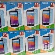New Tecno F1 8 GB Black | Mobile Phones for sale in Nairobi, Nairobi Central