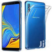 Generic Clear Backcover Case Cover for Samsung A50   Accessories for Mobile Phones & Tablets for sale in Nairobi, Nairobi Central