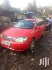 Toyota Fielder 2002 Red | Cars for sale in Nairobi, Ngara