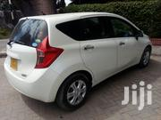 Nissan Note 2012 1.4 White | Cars for sale in Mombasa, Bamburi