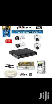 4 Cctv Complete Set Up( Dahua) With Night Vision | Security & Surveillance for sale in Nairobi, Nairobi Central