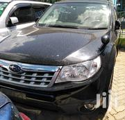 Subaru Forester 2011 Black | Cars for sale in Mombasa, Shimanzi/Ganjoni