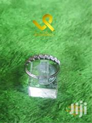 Ladies Genuine Silver Fashion Wedding Band Ring | Jewelry for sale in Nairobi, Lower Savannah