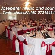 Josepeter Music And Sounds | Party, Catering & Event Services for sale in Nairobi, Riruta