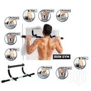 Iron Gym Total Workout Bar | Sports Equipment for sale in Nairobi, Lower Savannah