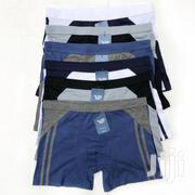 6pcs Pure Cotton Side Stipped Men Brief Boxers | Clothing for sale in Nairobi, Kasarani
